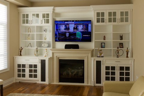 Build-in Wall UNits