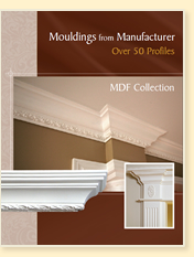 New Mouldings Catalogue Fall 2015