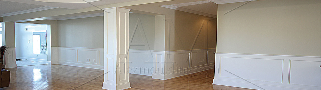 Decorative Wall Wood Mouldings Toronto