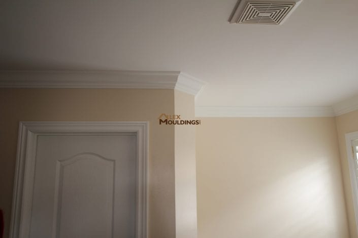 modern crown mouldings
