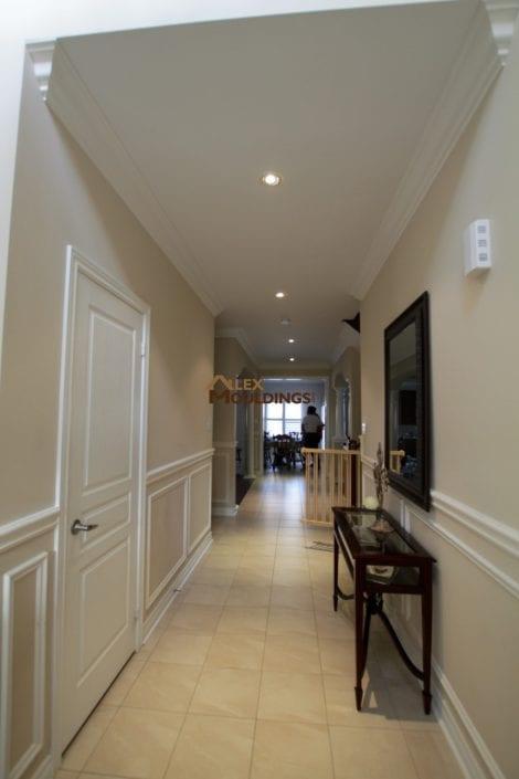 hallway appliques