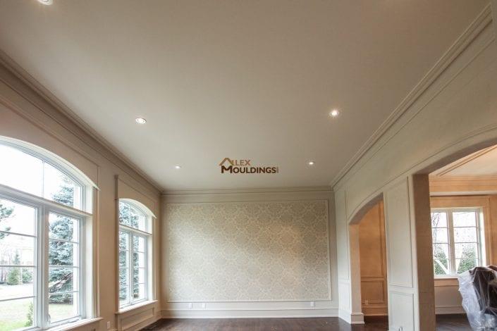 wall trim design