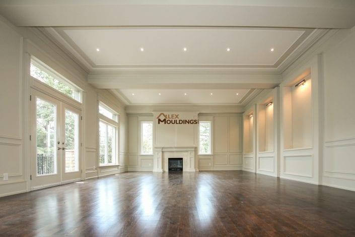 ceiling trim design