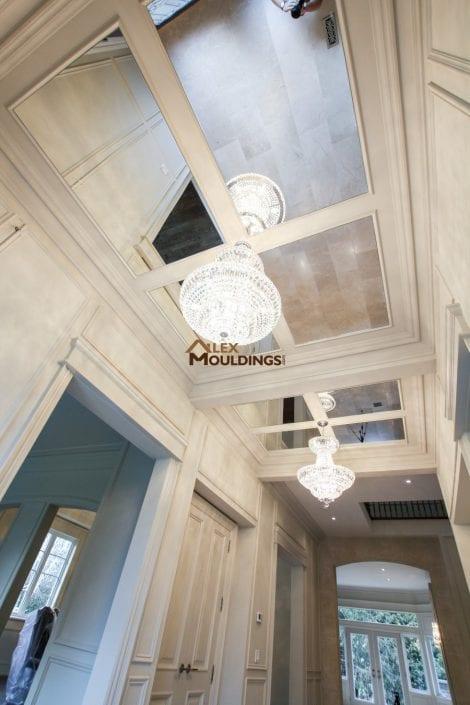 hallway ceiling design