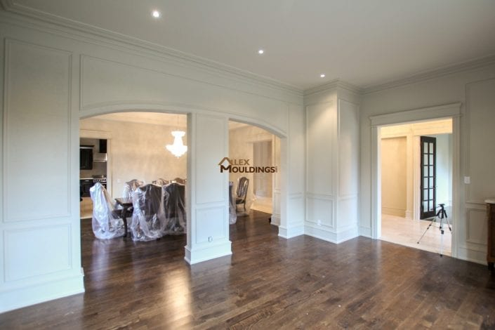 arched openings design